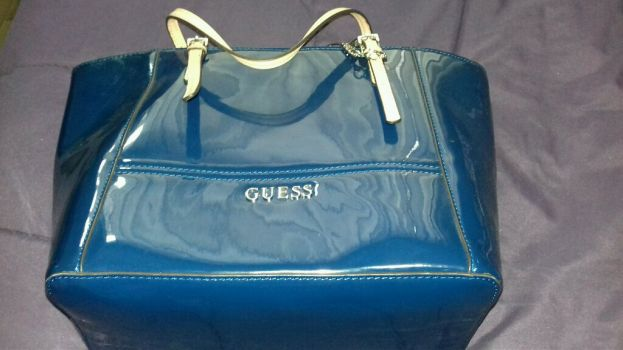 5c485715 Bolsa Guess Azul - GoTrendier - 36360
