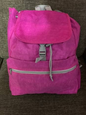 Backpack rosa