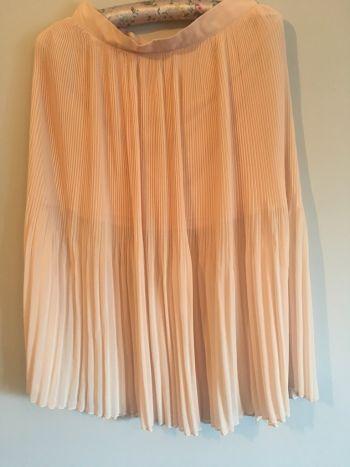 Falda corte mediano, nueva