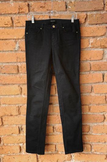 Jeans básicos negro