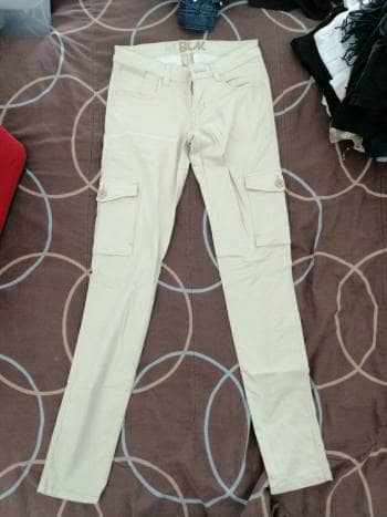Pantalones Oggi tipo cargo