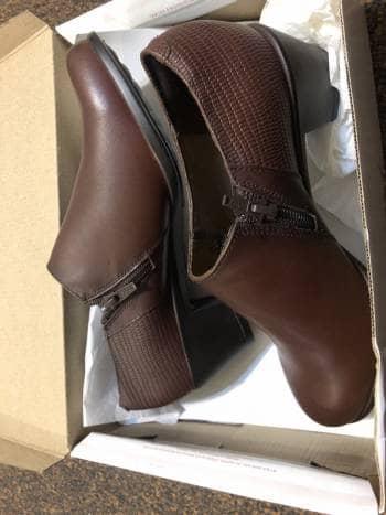 Zapatos nuevos flexi