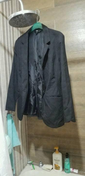 Hermoso saco negro