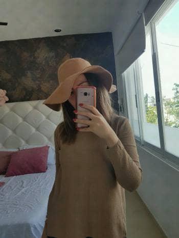 Sombrero cafeee