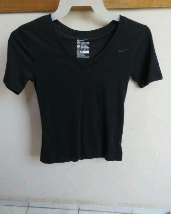 online retailer 70bfa 3887f Playera Nike Negra