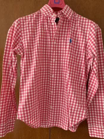 Blusa rosa  Ralph Lauren sport