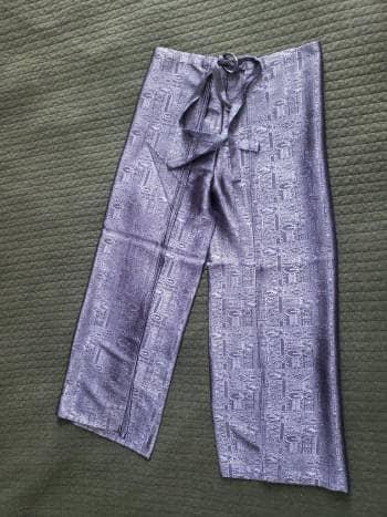 Pantalon salida de baño thai