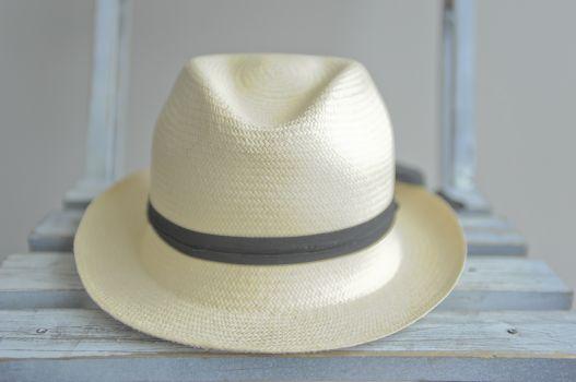 Sombrero con liston