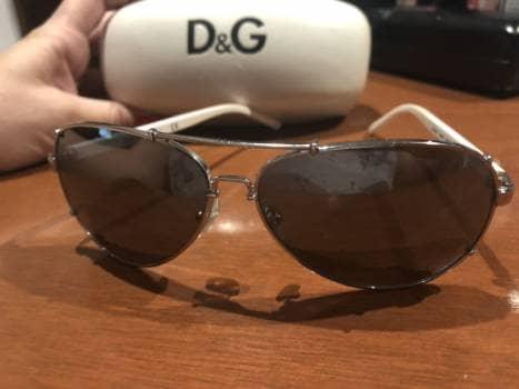 Lentes de sol D&G