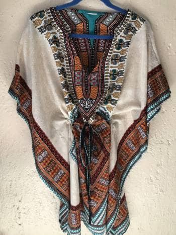 Vestido hindu