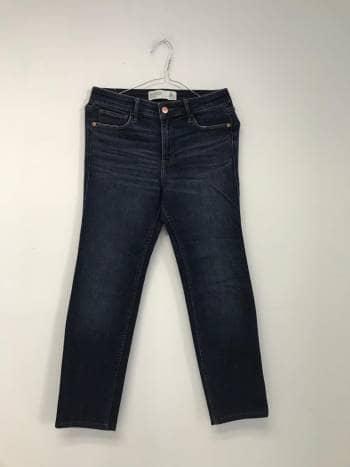 Jeans entubados con strech  ABERCROMBIE & FITCH
