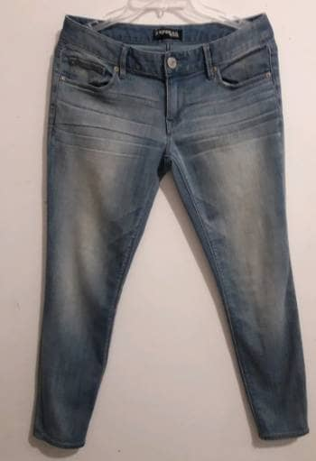 Jeans Mezclilla skinny