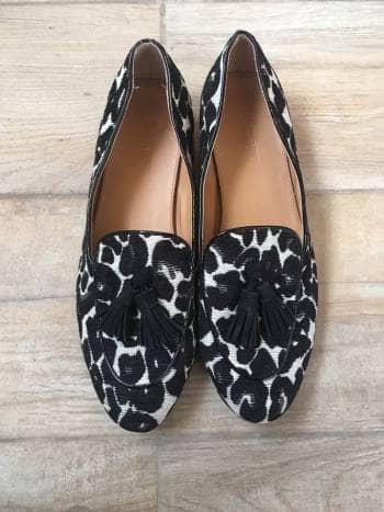 J. Crew hermosos zapatos