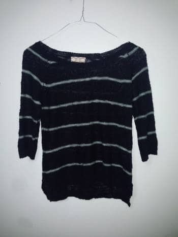 Sweater a Rayas