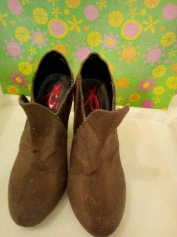Botas de tacón