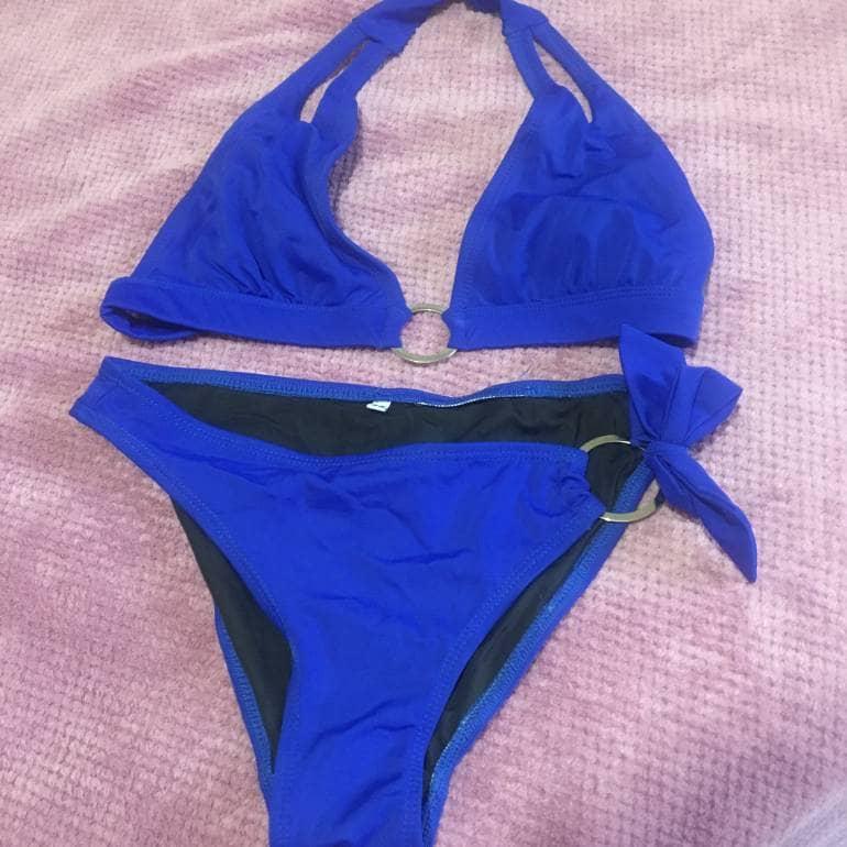 482d7c74272a Top bikini azul electrico - GoTrendier - 1539282