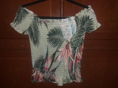 Blusa Of Shoulder Guess