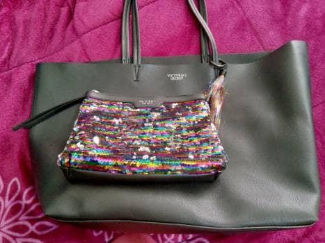 Bolsa Tote Victoria's Secret APARTADA.ale 2390