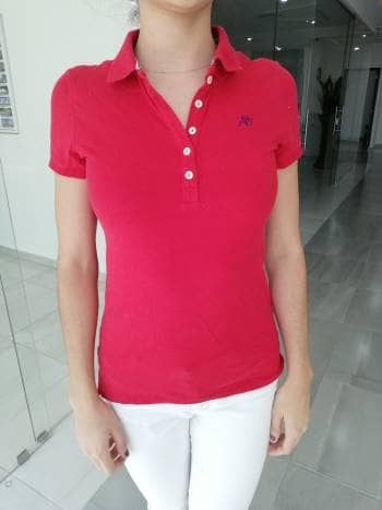 Playera Polo Aeropostale