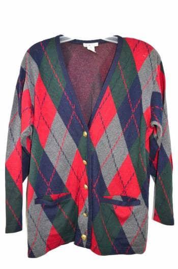 Suéter de rombos - GoTrendier - 762493 d9dbf28afb70