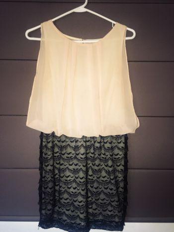 Vestido falda encaje <3