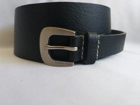 Cinturon piel MK
