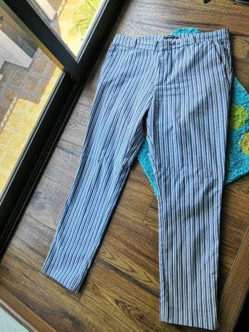 Pantalón de Vestir Rayas