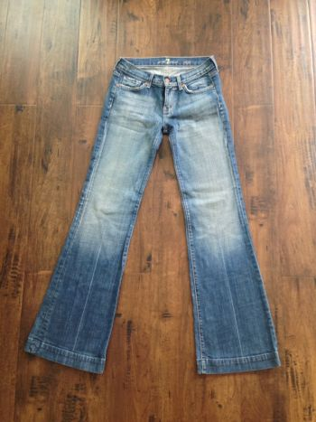 Jeans Seven For All Mankind azul 26