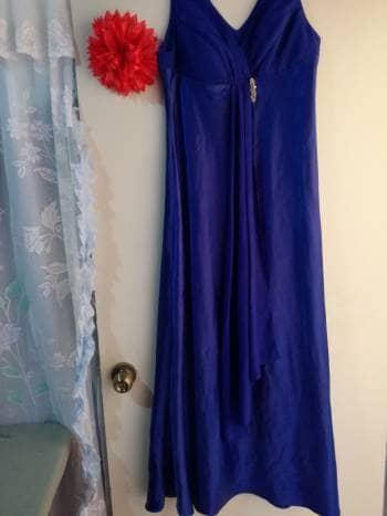 Gotrendier Vestido Nina 1337164 Azul Rey Ferré Rcedqxbowe
