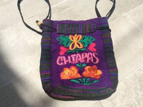 Bolsa Artesanal Chiapas
