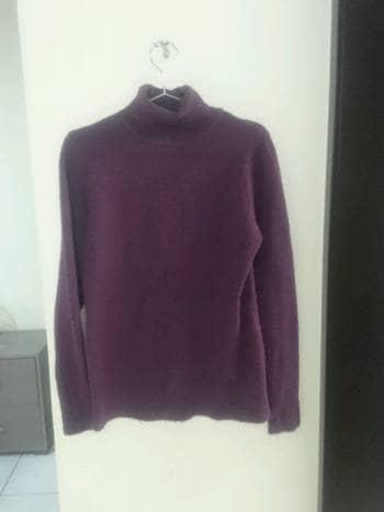 Suéter morado 2X1