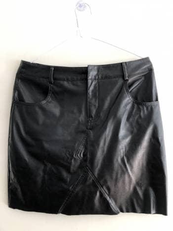 Mini Falda Negra NUEVA