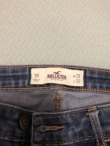 Pantalon hollister - GoTrendier - 815945 f4eb30a6ce78f