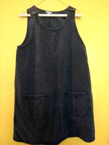 Overol falda