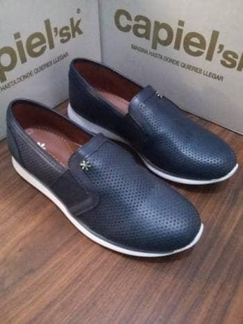 Zapato Casual Dama Marino
