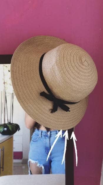 Sombrero tipo Playero
