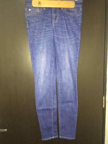 Jeans leggnis azul