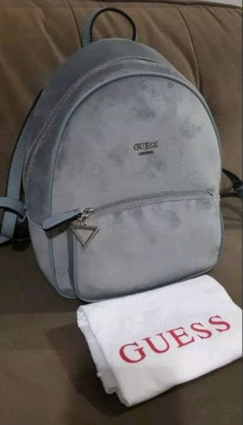 Backpack gris Guess