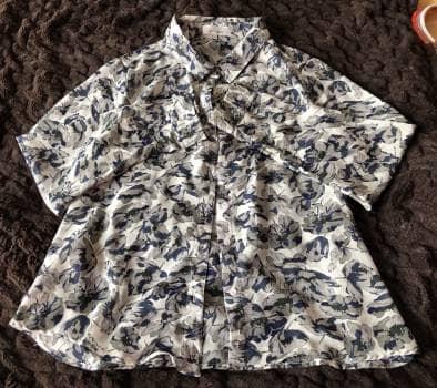 50e546d6e0 Camisa semiformal con flores‼ - GoTrendier - 631186