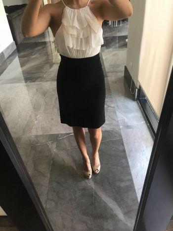 Vestido formal BCBG