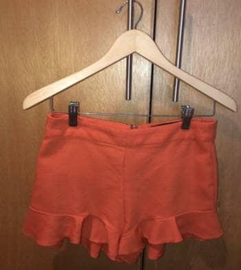 Conjunto short y blusa Zara ? short UNA PUESTA