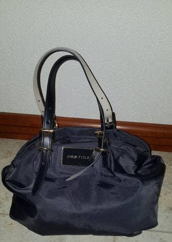 Bolsa Azul Marino