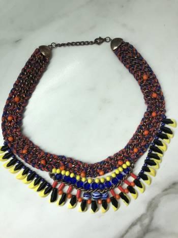 4289b53b8502 Gotrendier 1759327 Collar Rey Zara Azul H2E9IDW