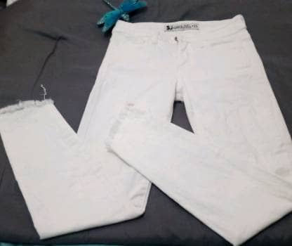 Jeans blanco sexy Jeans!!