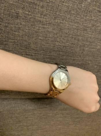 Reloj Clōe bicolor