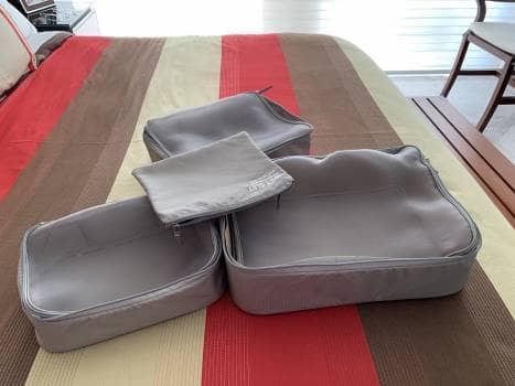 Pack de Bolsas para equipaje