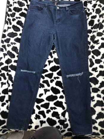 2 pantalones Forever 21
