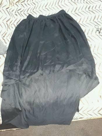 33f42c2f2 Falda negra cola de pato. - GoTrendier - 1132338