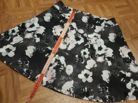 1d4c1ebced Falda skater flores - GoTrendier - 1417948