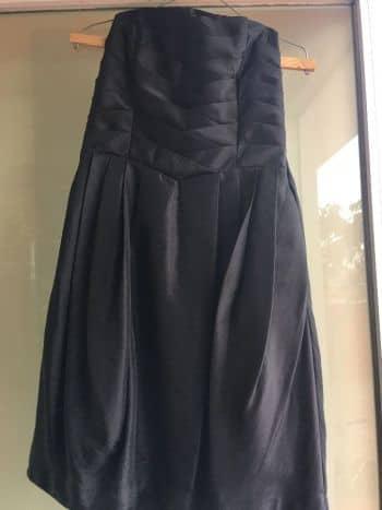 c8e0b42865 Vestido negro Duo Woman - GoTrendier - 428178